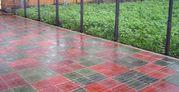 Укладка тротуарной плитки от 50м2 Минск и Правдинский